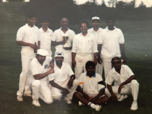 1994 Cricket Match