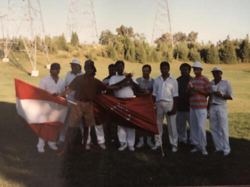 1995 Cricket Match