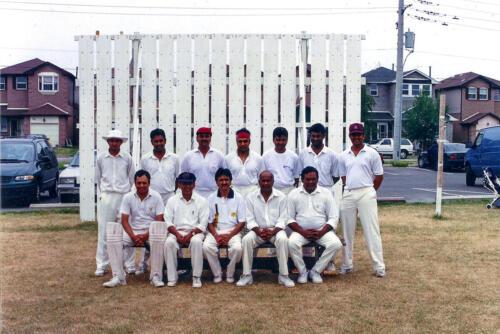 1997 Cricket Match