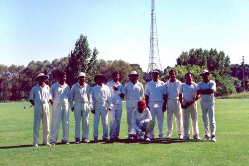 2000 Cricket Match
