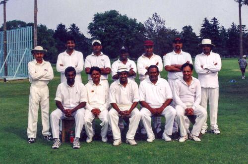 2002 Cricket Match