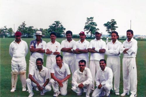 2003 Cricket Match