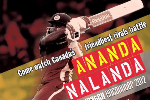 2012 Cricket Match