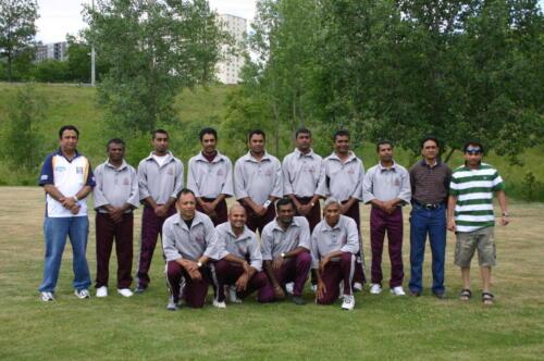 2007 Cricket Match