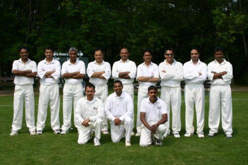 2004 Cricket Match